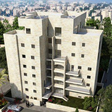 מבוא ליבנה 3, ירושלים