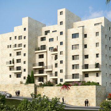 רמת הגולן 46, ירושלים