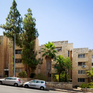 רמת הגולן 48, ירושלים